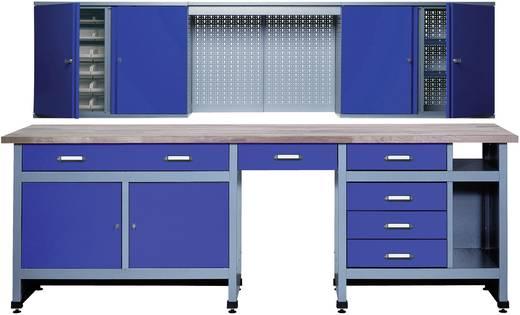 Szekrény (akasztós szekrény, munkapad)