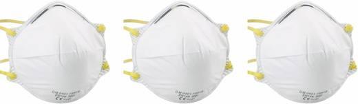 Légzésvédő maszk, porvédő maszk készlet, 3db Ekastu Sekur FFP1