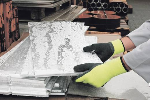 Hideg elleni védőkesztyű, latex, pamut védőkesztyű 9-es méretű KCL 692 09 StoneGrip