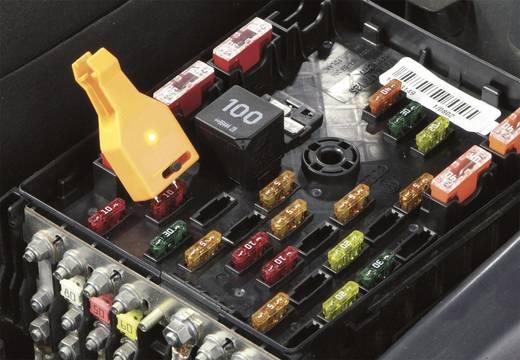 Autós lapos biztosíték tesztelő, Kunzer