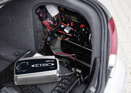 Automatikus töltőkészülék, CTEK MXS 25