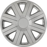 Autó dísztárcsa, ezüst, Cartrend Active R16 (70255) cartrend