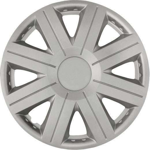 Autó dísztárcsa, ezüst, Cartrend Active R15