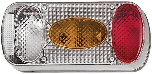 Utánfutó lámpa (jobb), 5 foglalatos, 12/24 V, SecoRüt 90445