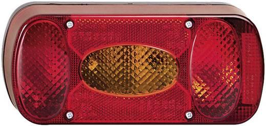 Utánfutó lámpa (bal), 5 foglalatos, 12/24 V, SecoRüt 90448