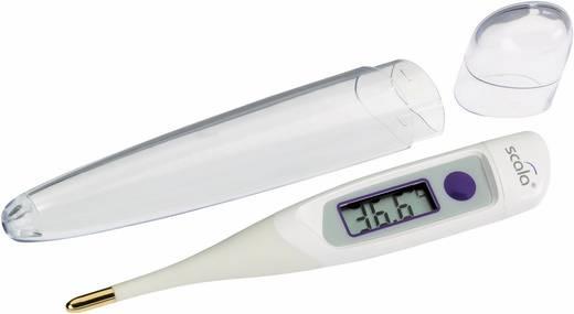 Digitális lázmérő, hajlítható, fehér, Scala SC 42 TM 01449