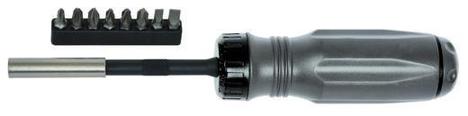 Racsnis csavarhúzó, forgásirányváltással 100mm AVIT AV05021