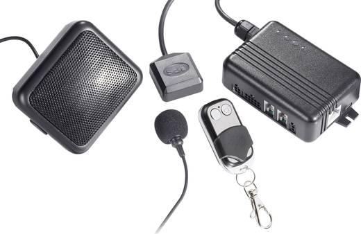 Gépjármű riasztóberendezés GSM és GPS adatgyűjtővel, GKA100