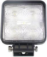 LED-es munkalámpa csavaros lábbal, 12/24 V, (Sz x Ma x Mé) 110 x 110 x 41 mm (20190) Berger & Schröter