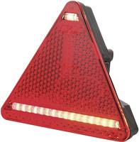 LED-es háromszög alakú utánfutó lámpa, 12/24 V, SecoRüt 95326 (326) WAS