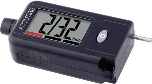 Autónyomás- és profilmélység mérő, 0,35-6,8 bar 0-15 mm