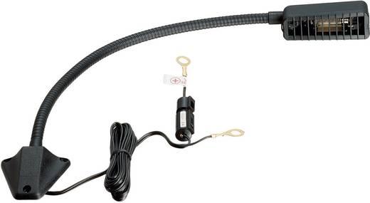 Szivargyújtós, autós LED-es olvasólámpa, 12 V ProCar Fond-Licht