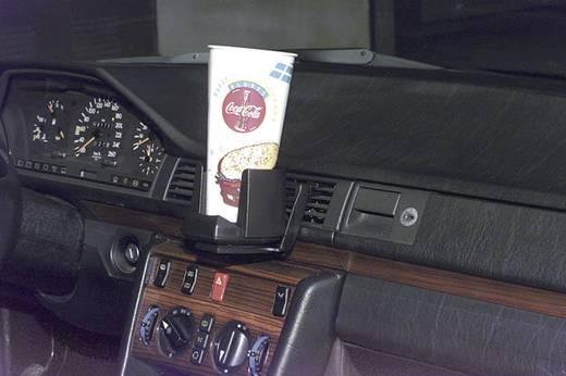 Autós italtartó, szellőzőrácsba illeszthető, (H x Sz x Ma) 107 x 88 x 80 mm, Herbert Richter