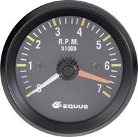 Fordulatszámmérő műszer autóba Equus 553717 Equus