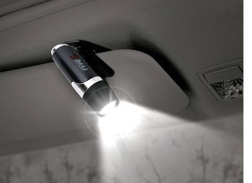 LED spotlámpa, 3 db LR44 gombelemmel