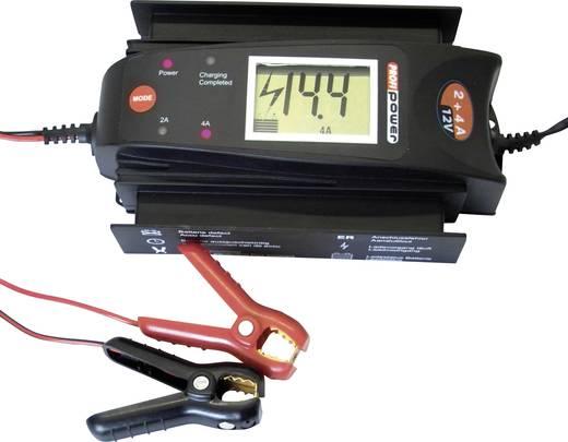 Automatikus töltőkészülék, Profi Power LCD 2+4 A