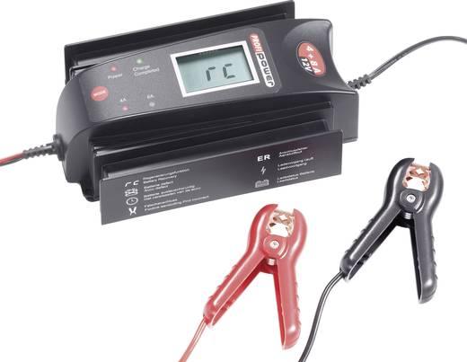 Automatikus töltőkészülék, Profi Power LCD 4+8 A