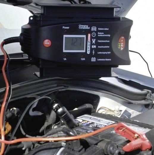 Automatikus töltőkészülék, Profi Power LCD 1+12 A
