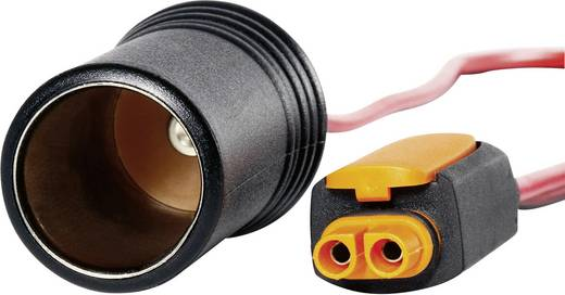 Szivargyújtó adapterkábel, gyorscsatlakozóval CTEK akkutöltőkhöz