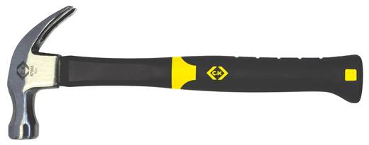 C.K. 357003 Rezgésvédett kalapács üvegszál nyéllel 454 g