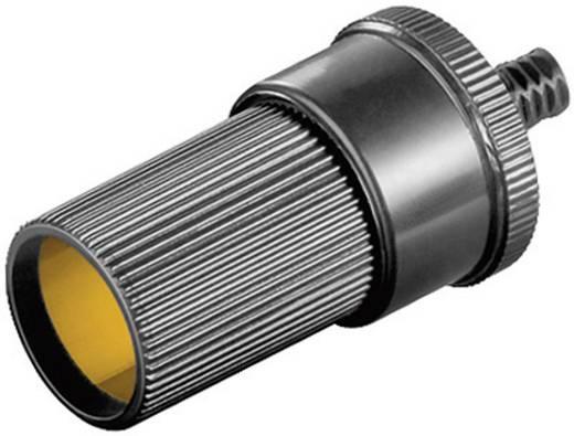 Szivargyújtó csatlakozó aljzat 12 V/DC, max. 2,5 A, Goobay