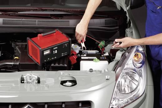 Gépjármű akkumulátortöltő, AEG WM 18