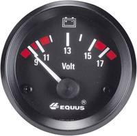 Beépíthető voltmérő, Equus 52 mm (842060) Equus