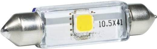 LED-es szoffita izzó, 43 x 10,5 x 9,5 mm, Philips X-treme Vision C5W SV8,5-8, 38341630