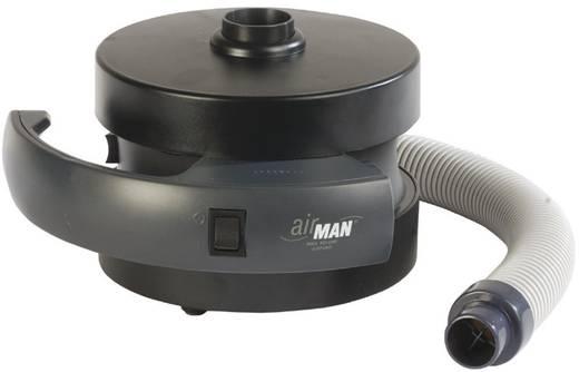 Nagyteljesítményű kompresszor, 12/230 V, 6bar, 200x190x130 mm, Airman Turbo