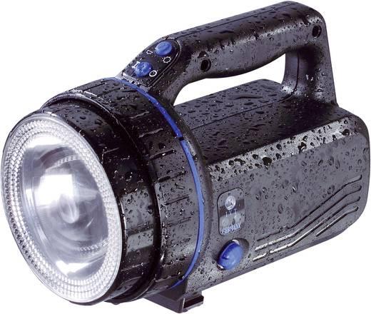 Akkus halogén kézi fényszóró, akkus kézilámpa, két állásban dimmelhető IVT Profi PL-838B