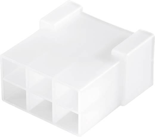6 pólusú műanyagház dugós csúszósarukhoz