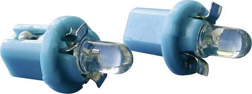 Eufab LED-es műszerfallámpa, 12V, B8,5d, kék, 1 pár