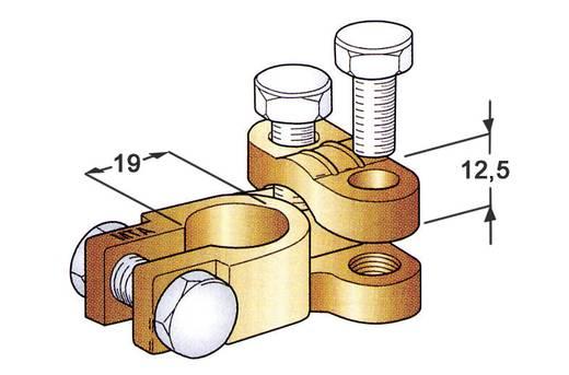 Akkusaruk Egyenes/plusz (Sz x Ma x Mé) 38 x 20 x 52 mm