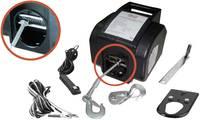 Autós csörlő 12V, 900/2700kg, 852418 (20601) HP Autozubehör