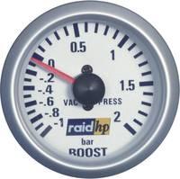 Turbó nyomásmérő, ezüst, raid hp 660218 (660218) raid hp