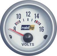 Raid hp voltmérő, ezüst (660223) raid hp