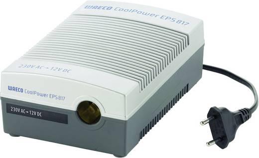 Hűtőtáska adapter, 230V/12V szivargyújtó hálózati adapter átalakító AC/DC 230 - 12V 6A 72W Waeco CoolPower EPS817