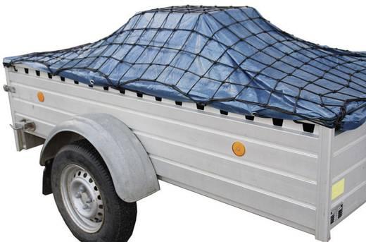 Utánfutó- és csomagháló elasztikus