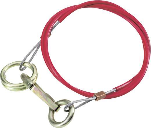 Utánfutó biztonsági fékező kábel