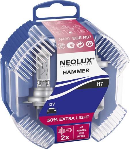 Halogén fényforrás Neolux H7 55 W