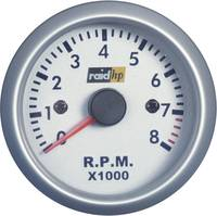 Fordulatszámmérő Ezüst sorozat raid hp (660266) raid hp