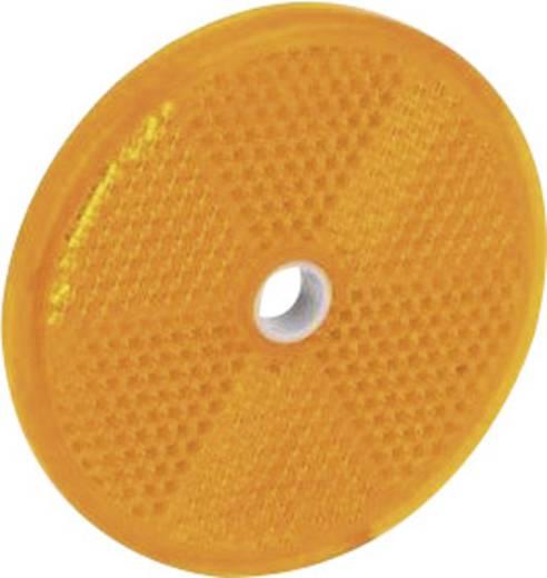 Reflektor, kerek, narancs, SecoRüt 90250