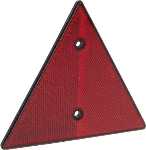 Reflektor, háromszög, piros, SecoRüt 90260