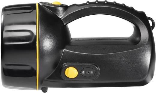 Fröccsenő víz ellen védett akkus halogén kézilámpa, fényszóró, max. 3,5 h, IVT Explorer 600001
