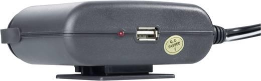 3 részes szivargyújtó elosztó USB-vel, hosszabbítós, 10A, 12V