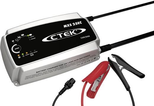 Automatikus töltőkészülék fali tartóval, CTEK MXS 25 HH