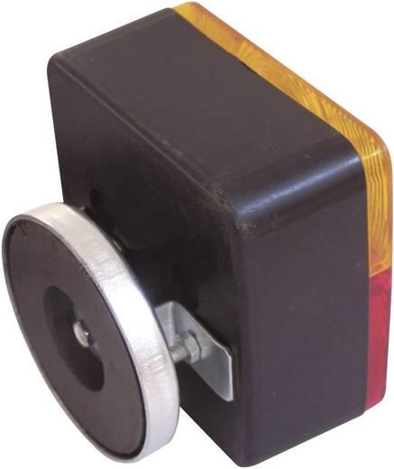 Autós lámpa készlet mágneses rögzítéssel, 7 pólusú dugóval, 12 V, 330418
