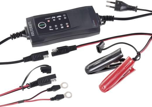 Autó akkumulátor töltő 12V, 1,5-5A, 2-100 Ah, Voltcraft VC 2000