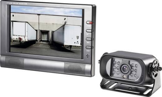 Tolatókamera rendszer színes 17,8 cm TFT monitorral