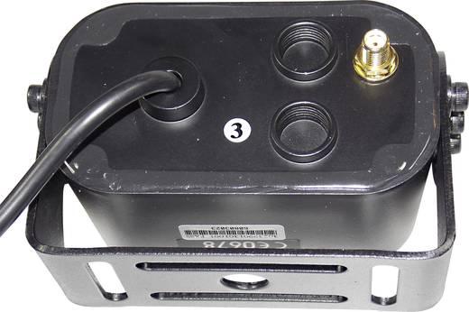 Vezeték nélküli színes tolatókamera, 3 csatorna